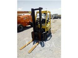 Hyster S60FT, forklifts, Material Handling