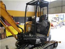 Hyundai EX25Z-9AK, Crawler Excavators, Construction