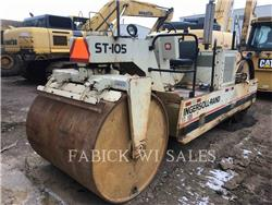 Ingersoll Rand ST105, Anders, Bouw