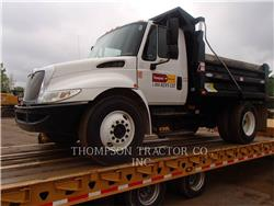International 5YDBOX, dump trucks, Transport