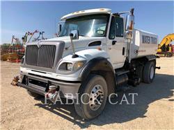 International 7600WT, water trucks, Transport