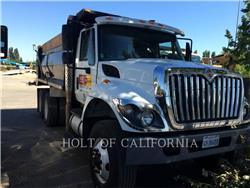 International DUMP TRK14, dump trucks, Transport