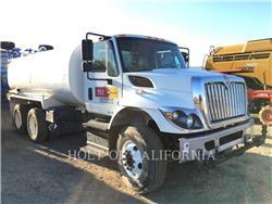 International WATER 4000, water trucks, Transport