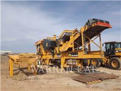 Irock CRUSHERS WJC-2844, crushers, Construction