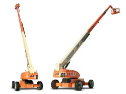 JLG 1200SJP, Articulated boom lifts, Construction