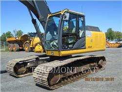 John Deere 210GLC, Escavadoras de rastos, Equipamentos Construção