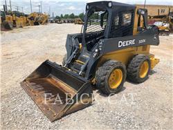 John Deere 320 E, Skid Steer Loaders, Construction