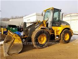John Deere 344 K, Wheel Loaders, Construction