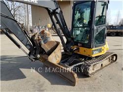 John Deere 35G, Raupenbagger, Bau-Und Bergbauausrüstung