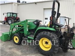 John Deere 4310, ciągniki rolnicze, Maszyny rolnicze