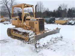 John Deere 650G, Spycharki, Sprzęt budowlany