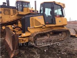 John Deere 700J, Bulldozers, Construcción
