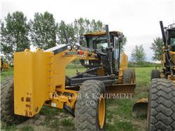 John Deere 772G, motorgrader mijnbouw, Bouw