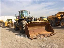 John Deere 844K, Wheel Loaders, Construction