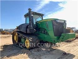 John Deere 9570RT, ciągniki rolnicze, Maszyny rolnicze