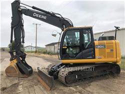 John Deere & CO. 130G, Crawler Excavators, Construction