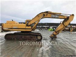 John Deere & CO. 330CLC、履带挖掘机、建筑设备