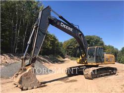 John Deere & CO. 350D LC、履带挖掘机、建筑设备