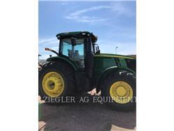 John Deere & CO. 7210R, tracteurs agricoles, Agricole