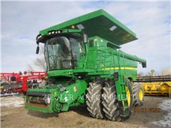 John Deere & CO. S690, combinados, Agricultura