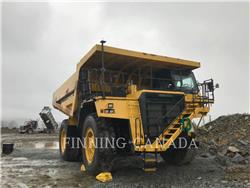 Komatsu HD 785, Articulated Dump Trucks (ADTs), Construction