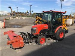 Kubota B2650, ciągniki rolnicze, Maszyny rolnicze