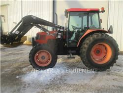 Kubota M9000, tractors, Agriculture
