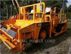LeeBoy 4150, stabilizatoare/regeneratoare, Constructii