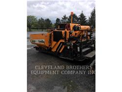 LeeBoy 8515C, Asphalt and Tar Sprayers and Sealers, Construction