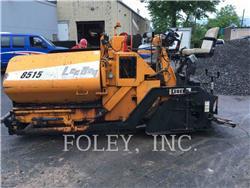LeeBoy 8515T, Asfaltadoras, Construcción