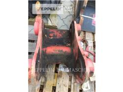 Lehnhoff MS10-3 F. CAT M318D, backhoe work tool, Construction