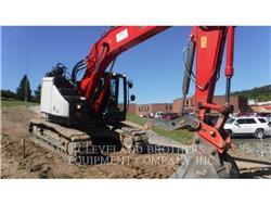 Link-Belt CONSTRUCTION 245X4 LC, Escavatori cingolati, Attrezzature Da Costruzione