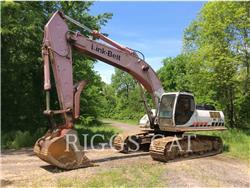 Link-Belt CONSTRUCTION 330LX, Koparki gąsienicowe, Sprzęt budowlany