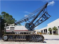 Link-Belt CONSTRUCTION LS-238H5, cranes, Construction