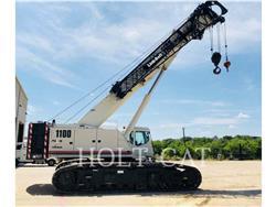 Link-Belt CRANES TCC 1100, cranes, Construction