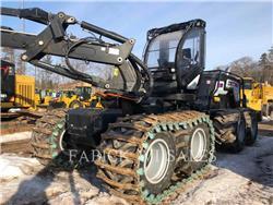 Logset 8H GTE, Knuckleboom loaders, Forestry Equipment