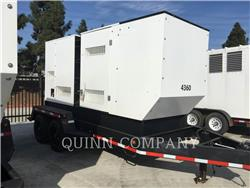 Magnum MMG465, Stationary Generator Sets, Construction