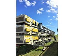 Masaba 36X70CON, Knuckleboom loaders, Forestry Equipment