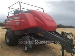 Massey Ferguson 2290, wyposażenie rolnicze do siana, Maszyny rolnicze