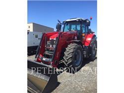 Massey Ferguson MF6615, tractors, Agriculture