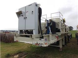 Metso HP400, crushers, Construction