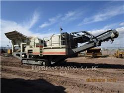 Metso LT106, concasseurs, Équipement De Construction