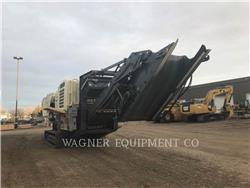 Metso LT106, crusher, Construction