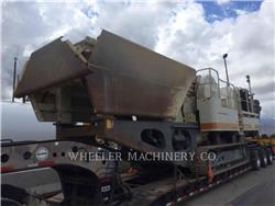 Metso LT106 JAW, crusher, Construction