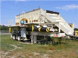 Metso NW303FS, Mobile Siebanlagen, Bau-Und Bergbauausrüstung