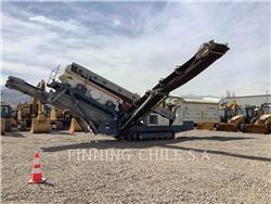 Metso ST 3.5, conveyors, Construction