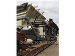 Metso ST2.4, crusher, Construction