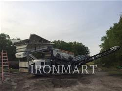 Metso ST2.8, Mobile screeners, Construction