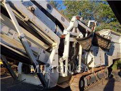 Metso ST348_MT, Mobile screeners, Construction