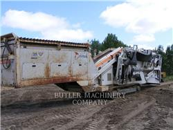 Metso ST356, Mobile screeners, Construction